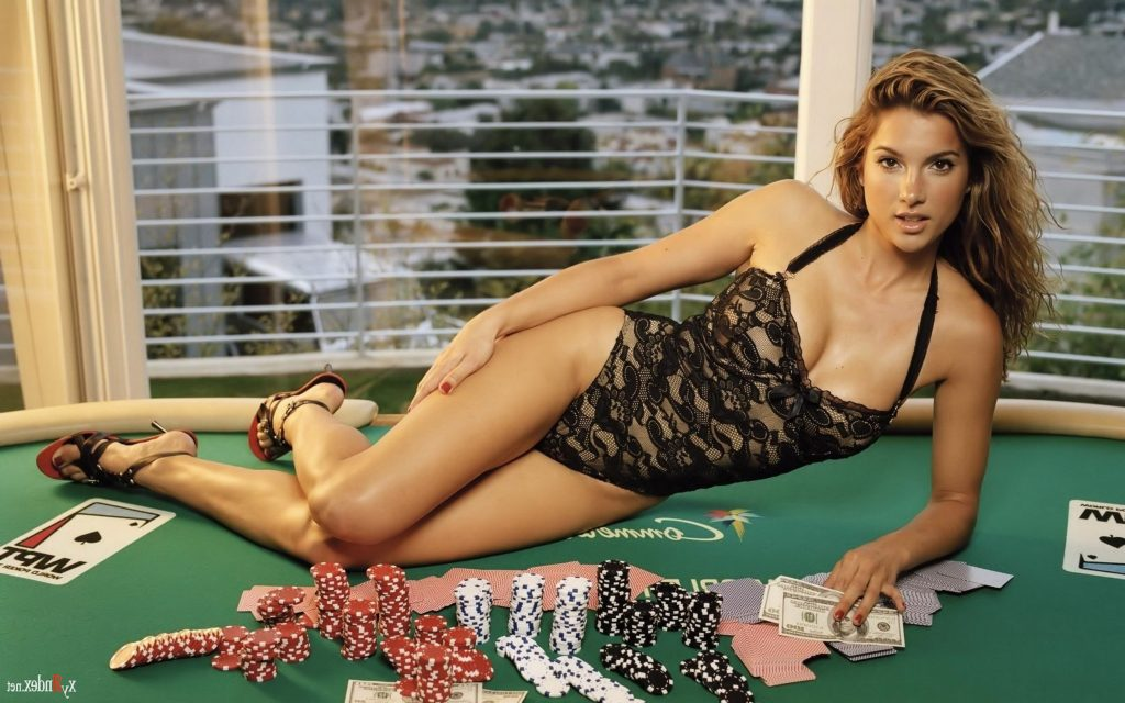 Cheap London Escorts on a pool table